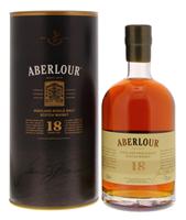 Afbeeldingen van Aberlour 18 Years 43° 0.5L