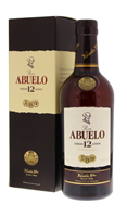 Afbeeldingen van Abuelo Anejo 12 Years 40° 0.7L
