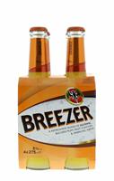 Afbeeldingen van Breezer Orange 24 x 27.5 cl 5° 6.6L