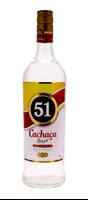 Afbeeldingen van Cachaça 51 40° 1L
