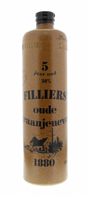 Image de Filliers Vieux Genièvre de grain 5 Years Eco 38° 0.7L