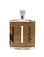 Image de Nginious Smoked & Salted Gin 42° 0.5L