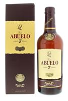 Afbeeldingen van Abuelo Anejo 7 Years + GBX 40° 0.7L