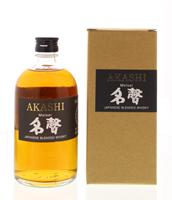 Afbeeldingen van Akashi Meïsei Blended Whisky 40° 0.5L