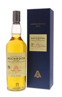 Image de Auchroisk 25 Years Special Release 2016 51.2° 0.7L