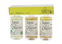 Image de Save The Queen Mini Collection 3 x 5 cl 34.66° 0.15L
