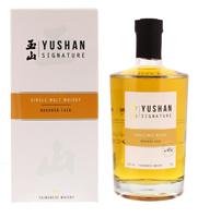 Afbeeldingen van Yushan Single Malt Bourbon Cask 46° 0.7L