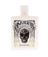 Image de Amuerte Coca Leaf Gin White Edition 43° 0.7L
