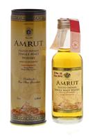 Image de Amrut Peated Single Malt Cask Strength 62.8° 0.05L