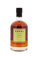 Afbeeldingen van Koval Single Barrel Bourbon 47° 0.5L