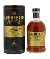 Image de Aberfeldy 20 Years double Cask (Cask N°118) 54° 0.7L