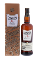 Image de Dewar's 12 Years Double Aged + Metal Box 40° 0.7L