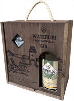 Image de Waterloo Gin + 1 Verre 42° 0.5L
