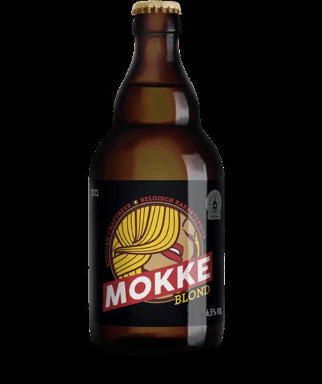 Afbeelding van Mokke Blond 6.5° 0.33L