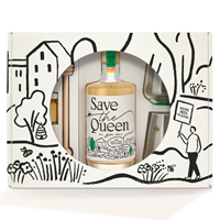Image de Save The Queen Gin Giftpack 46° 0.5L