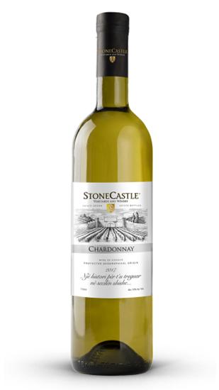 Afbeelding van Chardonnay Stonecastle 13° 0.75L