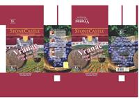 Afbeeldingen van Vranac Stonecastle Bag in Box 12° 5L
