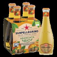 Afbeeldingen van Sanpellegrino Aranciata 20 cl  0.2L