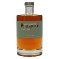 Afbeeldingen van Ghost in a Bottle Pineapple Infused Rum 40° 0.7L