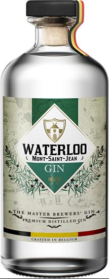 Image sur Waterloo Gin 42° 0.5L