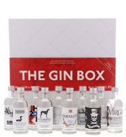 Image de The Gin Box- World Tour Edition #2 10 x 5 cl 42.9° 0.5L