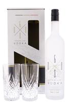 Image de Vodka 6000 Pack + 2 Verres 37.5° 0.7L