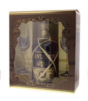 Image de Plantation Rum Barbados Extra 20th Anniversary + 2 Verres 40° 0.7L