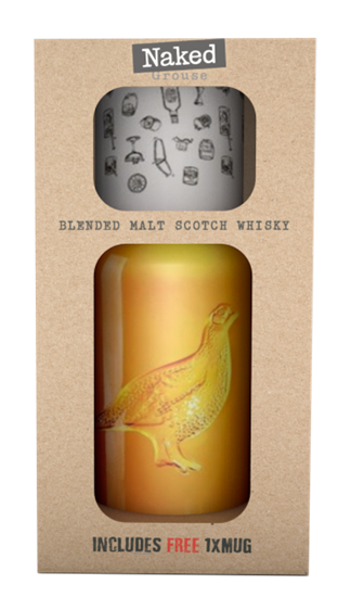 Image sur Naked Grouse + Mug 40° 0.7L