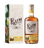 Image de Rum Explorer Belize 41° 0.7L