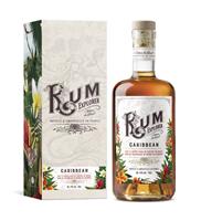 Image de Rum Explorer Caribbean 41° 0.7L