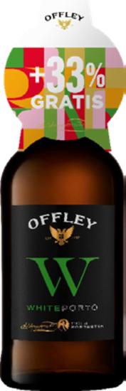 Image sur Offley White 75 cl + 33% Gratuit 19.5° 1L