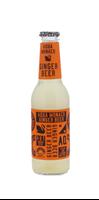 Afbeeldingen van Aqua Monaco Ginger Beer 20 cl (24Pack)  0.2L