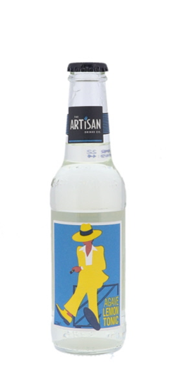 Afbeelding van Artisan Agave Lemon Tonic  0.2L