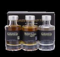 Image de Ghost in a Bottle gift pack mini Gin & Rum 41° 0.3L