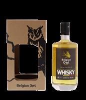 Image de Belgian Owl Cask Strength (Intense) 72.7° 0.5L