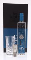Image de Db'Gin.Be Ecrin Prestige + 1 Verre + Doseur 44° 0.7L