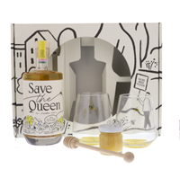 Image de Save The Queen Rum Giftpack 40° 0.5L
