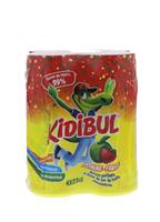 Afbeeldingen van Kidibul Pomme Fraise Cans (4-Pack)  0.25L