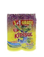Afbeeldingen van Kidibul Pomme Tropical Cans (3+1 Promo Pack)  0.25L
