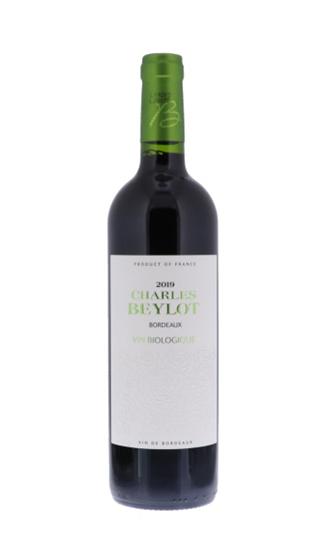Afbeelding van Bordeaux Charles Beylot 2019 Bio 13.5° 0.75L