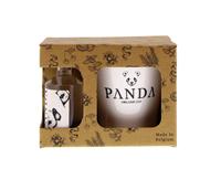 Afbeeldingen van Panda Gin Baby Giftbox 40° 0.05L