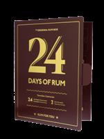 Afbeeldingen van 24 Days Of Rum 43.2° 0.48L