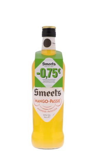 Image sur Smeets Mango-Passie + Bon 0.75€ 20° 0.7L