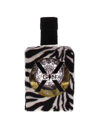 "Image sur X-Gin Limited Edition ""Animal"" Zebra 44° 0.5L"