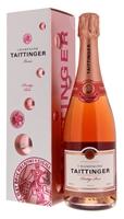 Image de Taittinger Rosé Prestige Brut + GBX  0.75L