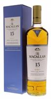 Image de Macallan Triple Cask 15 Years 43° 0.7L