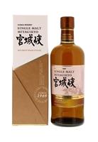 Image de Miyagikyo Bourbon Wood Finish Bottled 2018 46° 0.7L