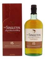 Image de Singleton of Dufftown 15 Years + GBX 40° 0.7L