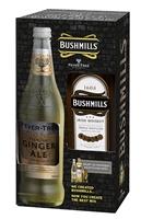 Image de Bushmills Original + Fever Tree Ginger Ale 40° 0.7L