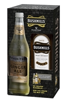 Afbeeldingen van Bushmills Original + Fever Tree Ginger Ale 40° 0.7L